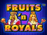 Fruits And Royals - автомат на деньги