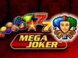 Mega Joker автоматы на деньги