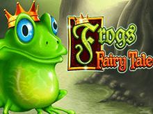 Игровой автомат онлайн - Frogs Fairy Tale