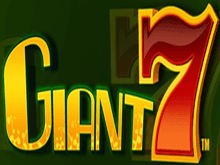 На игровом портале новый автомат Giant 7