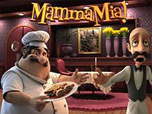 Игровой автомат Русского Вулкана Mamma Mia