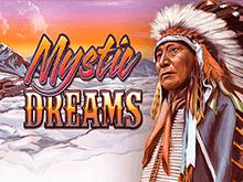 В Русском Вулкане автомат Mystic Dreams