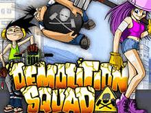 Команда Демонтажников от Вулкан Делюкс