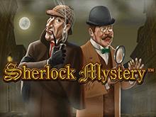 Играйте на деньги в онлайн автомат Тайна Шерлока