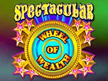 Spectacular Wheel Of Wealth – автомат от производителей Microgaming