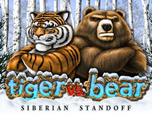 Игровой портал с автоматом Tiger Vs Bear