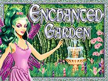В мобильном игровом портале Вулкан – Enchanted Garden
