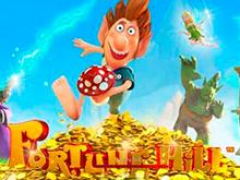 Играйть онлайн в мобильный автомат Fortune Hill