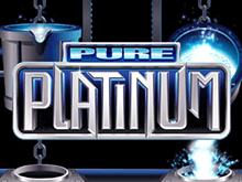 Азартная игра от мобильного Вулкана Pure Platinum