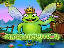 Удачливая Лягушка – игровой автомат на деньги
