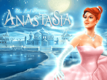Мобильная версия автомата The Lost Princess Anastasia