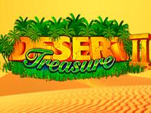 Desert Treasure II: играйте онлайн в аппарат Playtech