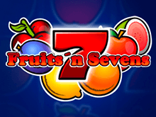 Fruits and Sevens от компании Novomatic в казино онлайн