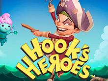 Герои Крюка от Вулкан Делюкс онлайн