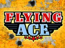 Игровой автомат со специальными символами Летающий Асс