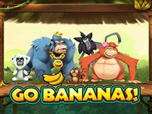 Вперед Бананы! на сайте Вулкан Делюкс