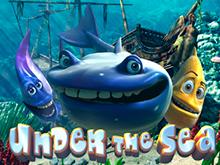 В Морских Глубинах