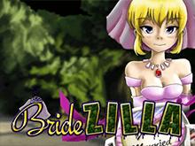 Онлайн игровой автомат Bridezilla в клубе Вулкан