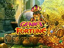 Онлайн игровой автомат Genie's Fortune клуба Вулкан