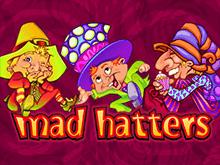Азартный автомат Mad Hatters в клубе Вулкан