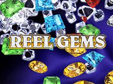 На сайте автомат с гарантированными выплатами Reel Gems