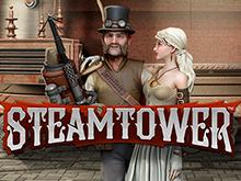 Автомат Steam Tower в игровом портале-клубе Вулкан