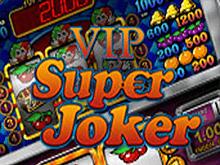 Автомат казино на деньги Super Joker VIP