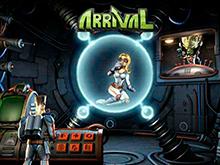 Играйте с азартом в виртуальный слот Arrival