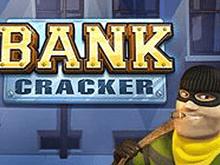 Выбор слота на игровом портале на деньги Bank Cracker