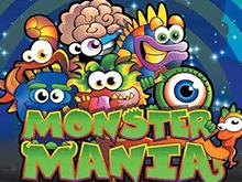 Автомат Monster Mania в азартном онлайн-заведении