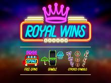 Игровой автомат Royal Wins